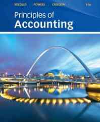 Principles of Accounting 11th edition 9781439037744 1439037744