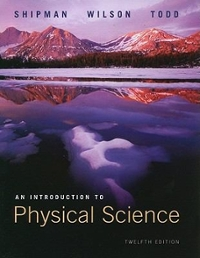Introduction to Physical Sciences, Revised Edition 12th edition 9780538493628 0538493623
