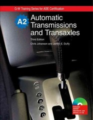 Automatic Transmissions and Transaxles, A2 3rd edition 9781605252032 1605252034