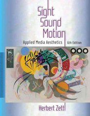 Sight, Sound, Motion 6th Edition 9781111788735 1111788731