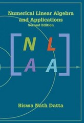 Numerical Linear Algebra and Applications 2nd Edition 9780898716856 0898716853