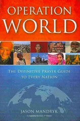 Operation World 7th Edition 9781850788621 1850788626