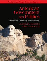 American Government and Politics 1st edition 9780495898368 0495898368
