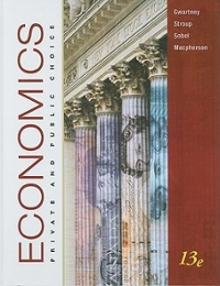 Economics 13th edition 9780538754279 0538754273