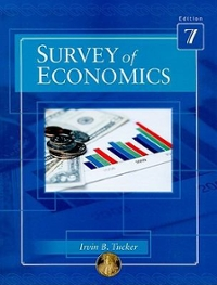 Survey of Economics 7th edition 9781439040546 1439040540