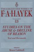 Studies on the Abuse and Decline of Reason 0 9780226321097 0226321096