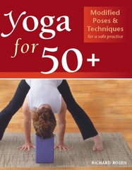 Yoga for 50+ 0 9781569754139 1569754136