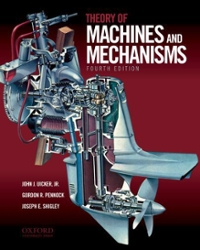 Theory of Machines and Mechanisms 4th Edition 9780195371239 0195371232