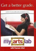 MyArtsLab with Pearson eText -- Standalone Access Card -- for A World of Art 6th edition 9780205777518 0205777511