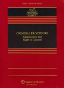 Criminal Procedure 1st Edition 9780735590250 0735590257