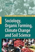 Sociology, Organic Farming, Climate Change and Soil Science 0 9789048133321 9048133327