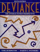 Deviance 6th edition 9780024044129 0024044121