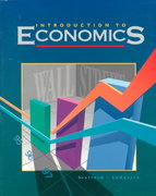 Introduction to Economics, Text 1st edition 9780028018980 0028018982