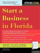 Start a Business in Florida 8th edition 9781572485389 1572485388