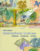 International Business 5th edition 9780030223785 0030223784