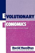 Evolutionary Economics 0 9780887388668 0887388663