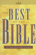The Best of the Bible 0 9780842370530 0842370536
