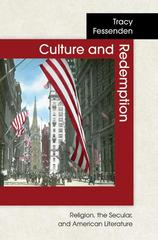 Culture and Redemption 1st Edition 9780691049632 0691049637