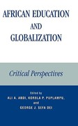 African Education and Globalization 1st Edition 9780739110416 0739110411