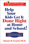 Help Your Kids Get It Done Right at Home and School! 0 9781884956454 1884956459