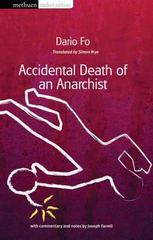 Accidental Death of an Anarchist 0 9780413772671 0413772675
