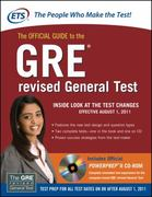The Official Guide to the GRE revised General Test 1st Edition 9780071700528 0071700528