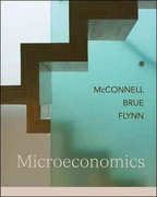 Microeconomics + Connect Plus Access Card 18th Edition 9780077387068 0077387066