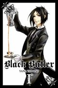 Black Butler 1st Edition 9780316080842 0316080845