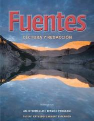 Fuentes 4th edition 9780495898641 0495898643