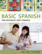 Spanish for Business and Finance 2nd edition 9781111791810 1111791813