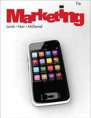 Marketing 11th edition 9781439039427 1439039429