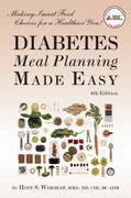 Diabetes Meal Planning Made Easy 4th Edition 9781580403191 1580403190