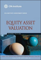 Equity Asset Valuation 2nd edition 9780470571439 0470571438