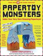 Papertoy Monsters 0 9780761158820 0761158820