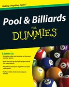 Pool and Billiards For Dummies 1st edition 9780470565537 0470565535