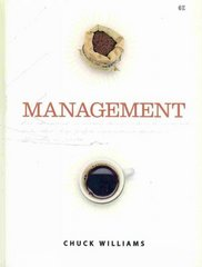 Management 6th edition 9780538745970 0538745975