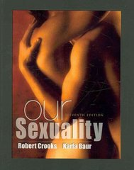 Our Sexuality 11th edition 9780495811794 0495811793