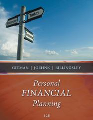 Personal Financial Planning 12th edition 9781111788513 1111788510