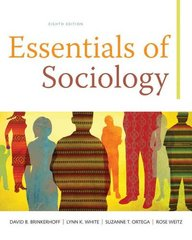 Essentials of Sociology 8th edition 9780495812951 0495812951