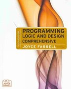 Programming Logic and Design, Comprehensive 6th edition 9780538744768 0538744766