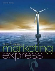 Marketing Express 2nd edition 9780538466813 0538466812