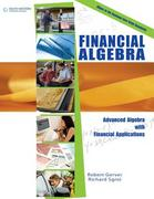 Financial Algebra, Student Edition 1st Edition 9781111782603 1111782601