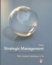 Strategic Management: Cases 9th edition 9780538753111 0538753110