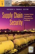Supply Chain Security 0 9780313364204 0313364206