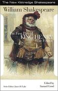 The First Part of King Henry the Fourth 0 9781585102730 1585102733