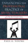 Enhancing the Professional Practice of Music Teachers 1st Edition 9781607093060 1607093065