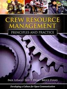 Crew Resource Management: Principles And Practice 1st Edition 9780763771782 0763771783