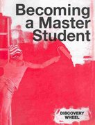 Student Discover Wheel for Ellis' Becoming a Master Student, 13th 13th edition 9781439083192 1439083193