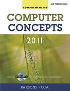 New Perspectives on Computer Concepts 2011 13th edition 9780538744812 0538744812
