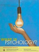 What is Psychology? PsykTrek 3.0 Enhanced Edition 2nd edition 9780495907961 0495907960